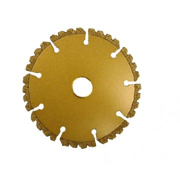 MARS MULTI LAYER BRAZED DIAMOND CUTTING WHEEL FLB013