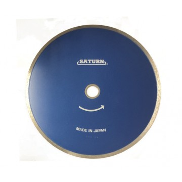 SATURN DIAMOND CUTTING WHEEL, RIM - WET