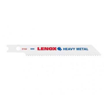 LENOX BI-METAL JIG SAW BLADE UNIVERSAL TYPE - BT314J