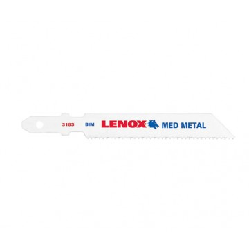 LENOX BI-METAL JIG SAW BLADE FOR BOSCH TYPE - BT318S