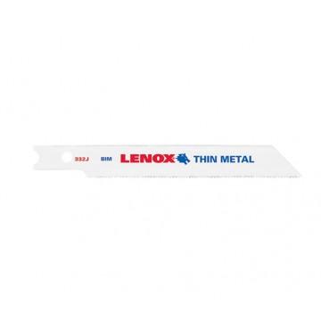 LENOX BI-METAL JIG SAW BLADE UNIVERSAL TYPE - BT332J