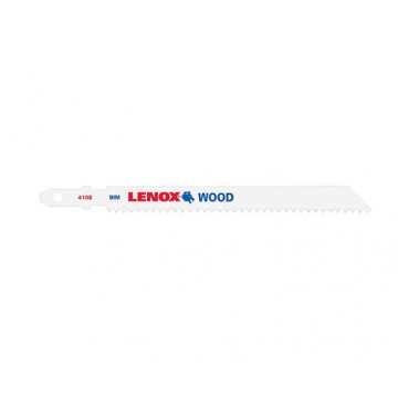 LENOX BI-METAL JIG SAW BLADE FOR BOSCH TYPE - BT410S