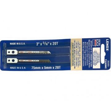 LENOX BI-METAL JIG SAW BLADE FOR MAKITA - T320MC
