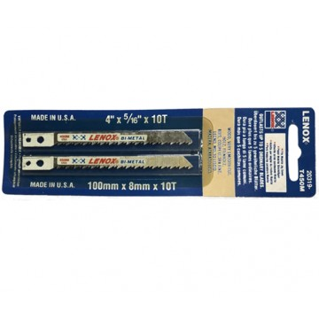 LENOX BI-METAL JIG SAW BLADE FOR MAKITA - T450M