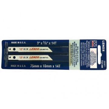 LENOX BI-METAL JIG SAW BLADE FOR MAKITA - T314M