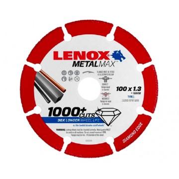 LENOX  METALMAX CUT-OFF WHEEL (100mm)