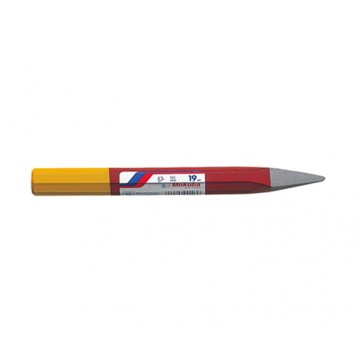 MOKUBA  CONCRETE CHISEL (DIAMOND POINT CHISEL) A-3