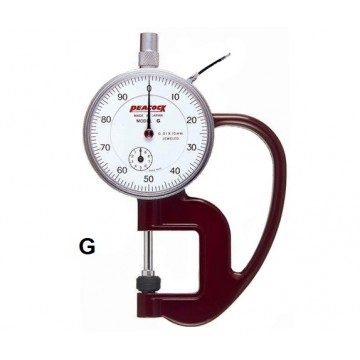 PEACOCK DIAL THICKNESS GAUGE