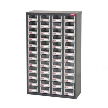 SHUTER STEEL CASE WITH PLASTIC DRAWERS A7-448P