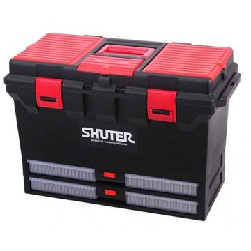 SHUTER PLASTIC TOOL BOX TB-802